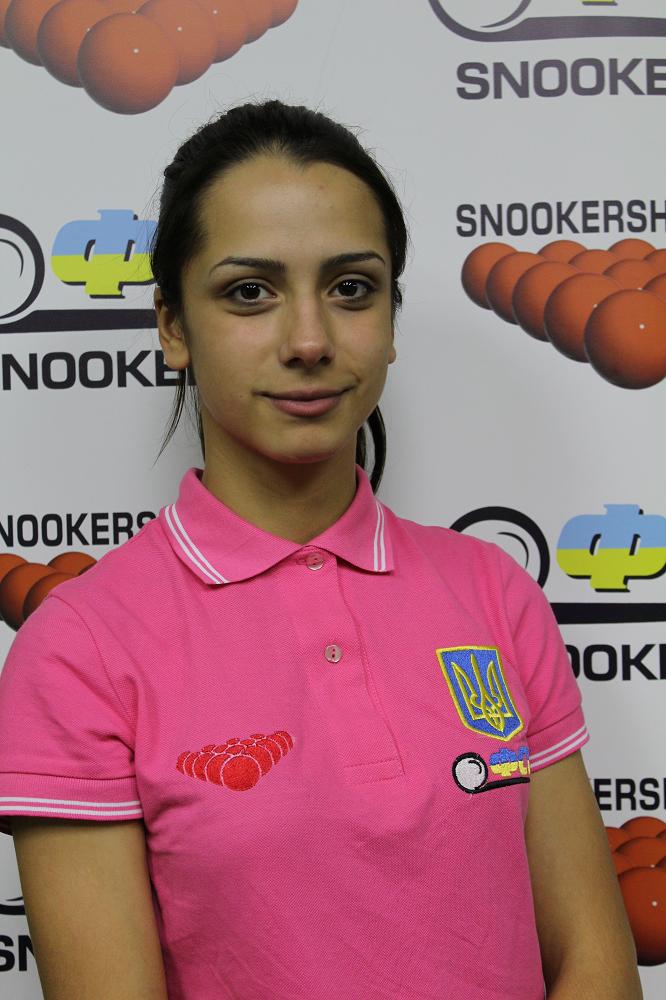 Stryuchenko Zarina