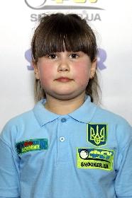 Sydorenko Evhenija