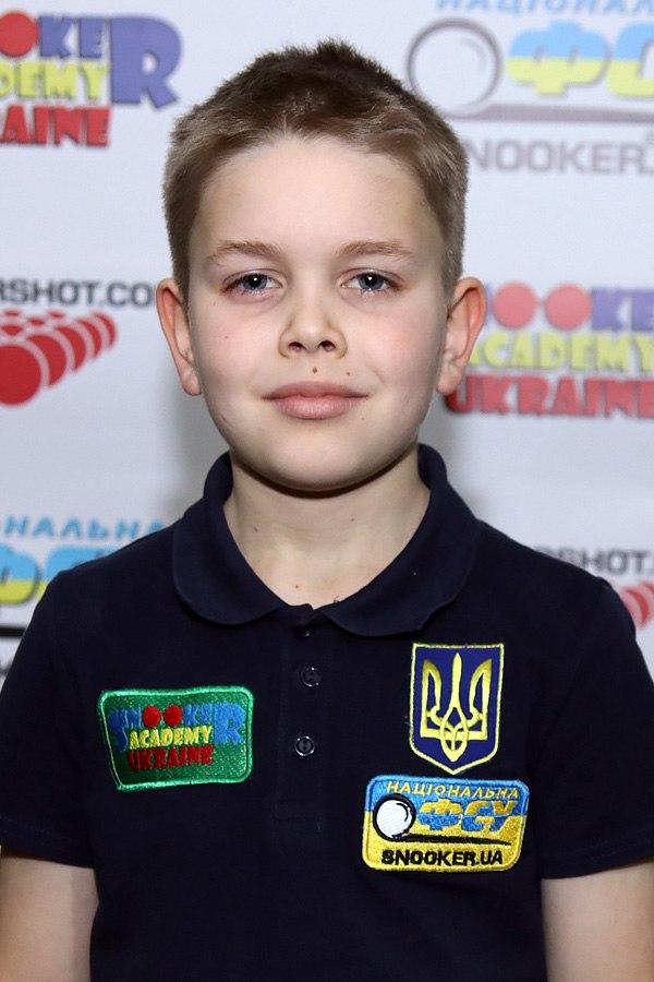 Surzhykov Artem