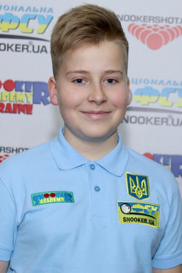Kryzhanovskyi Maksym