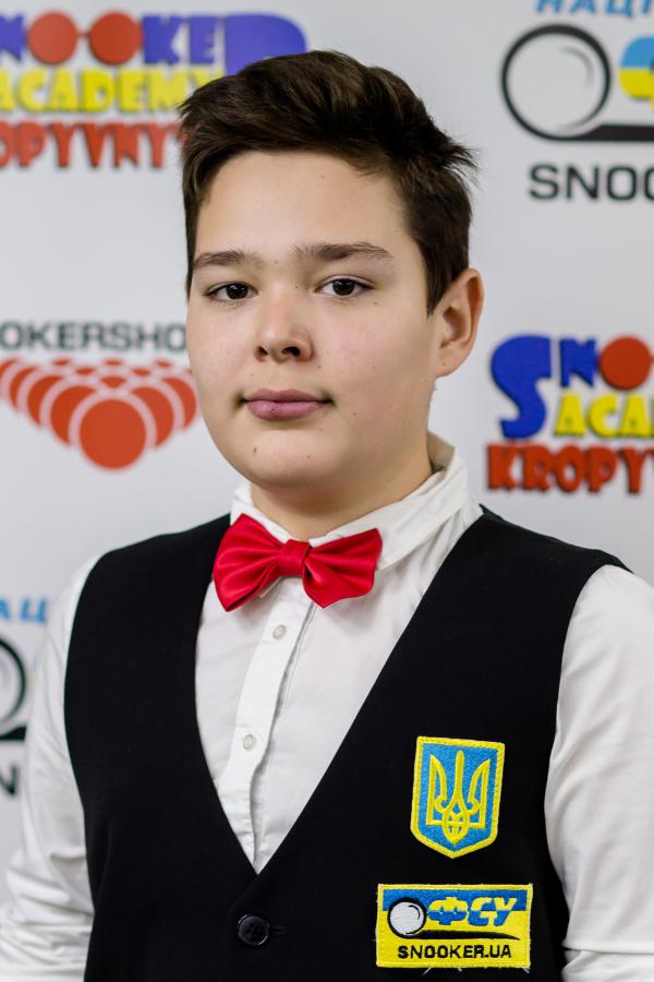 Stazilov Bohdan