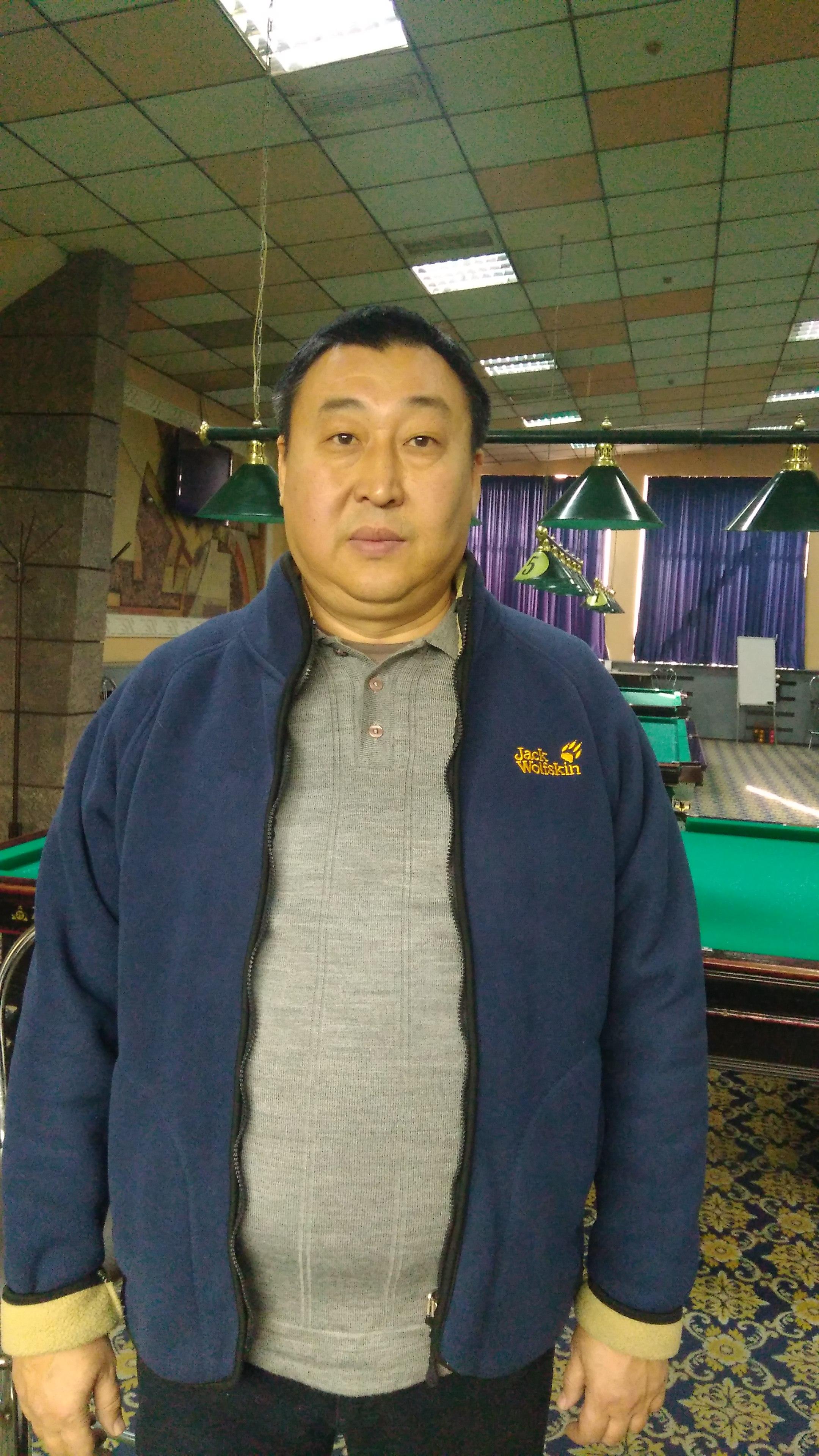 Турсунбаев Данияр