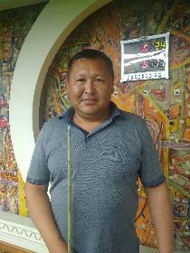 Begaliev Almazbek