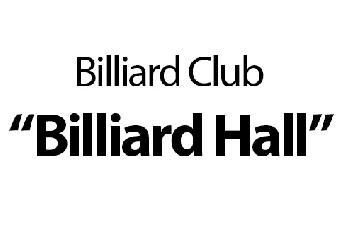"""BC """"Billiard Hall"""" MD"""