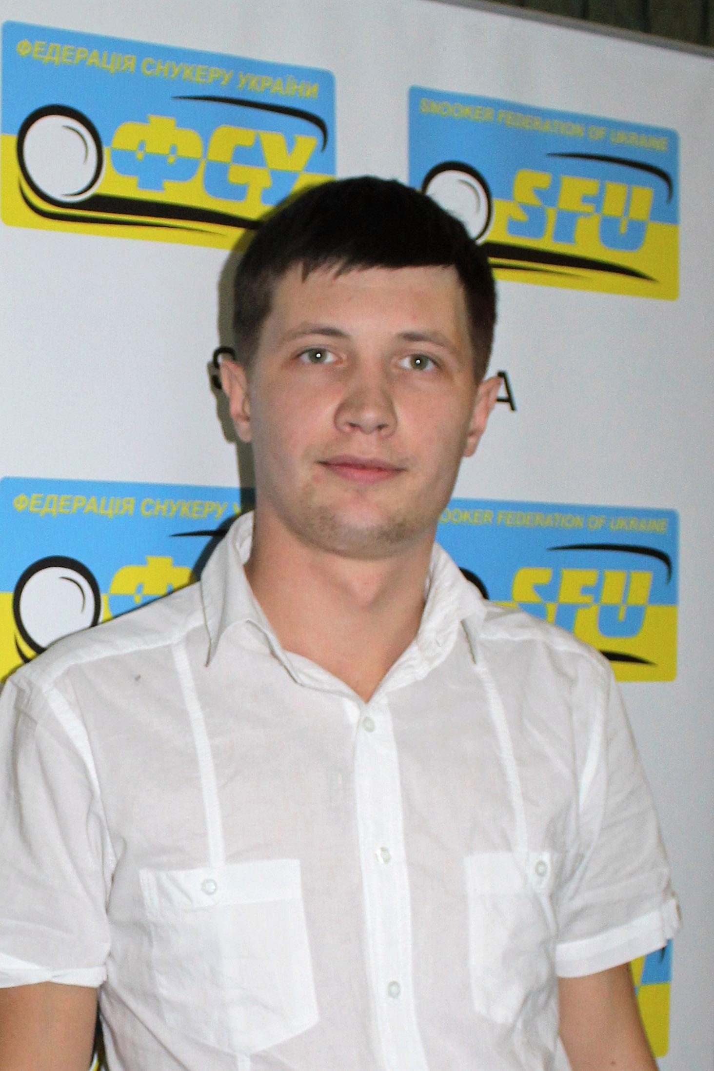 Kondratenko Maksym