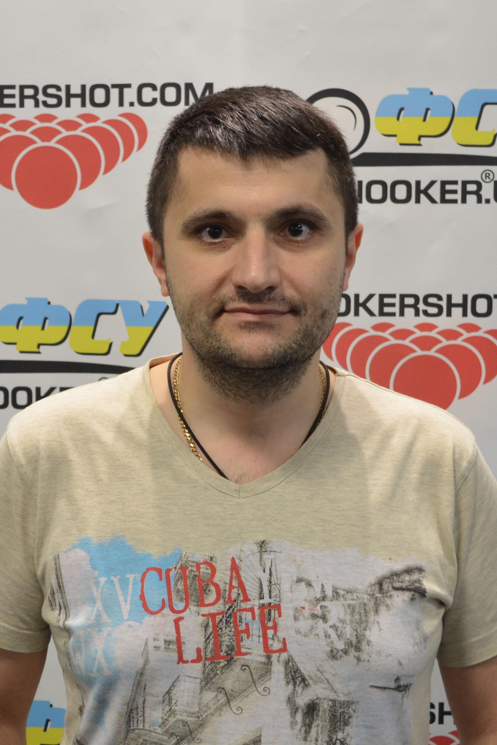 Ahadzhanov Chingiz