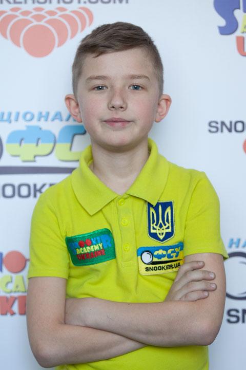Okhrimchuk Stepan