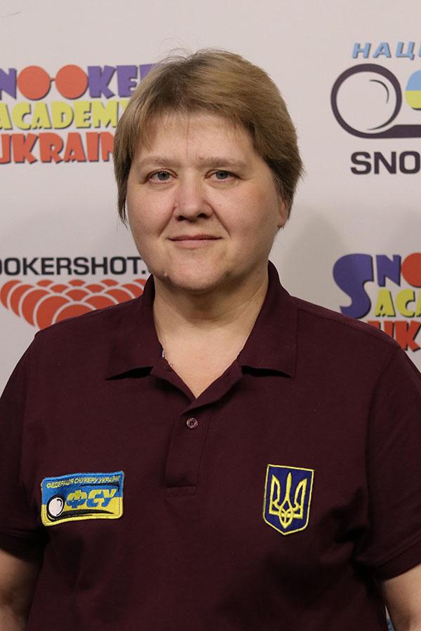 Mokhnyuk Nadiya