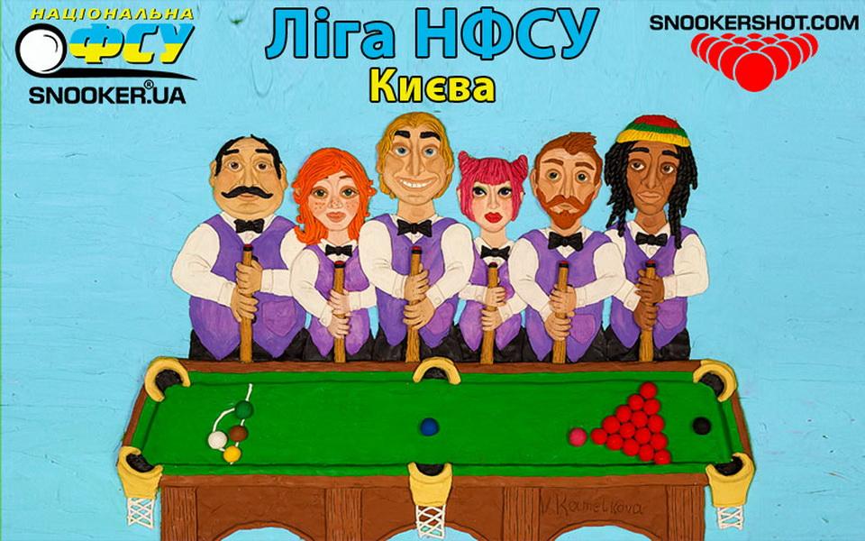 League NSFU of Kyiv - 11 round